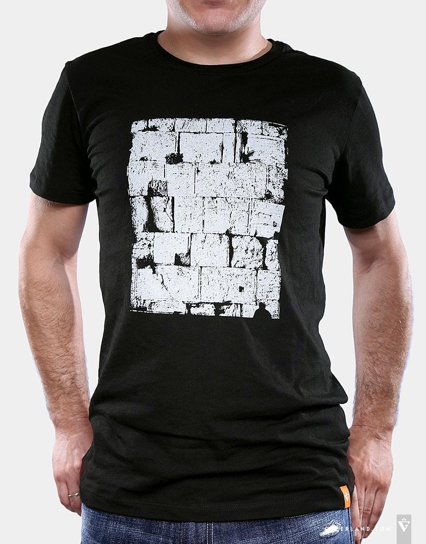T-shirt Western Wall