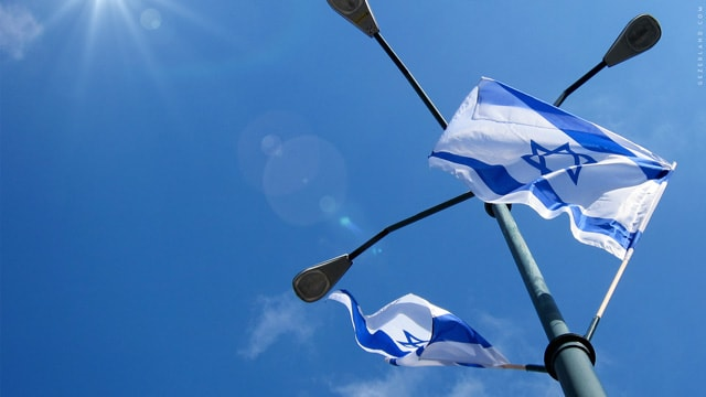 Israeli Flag Wallpapers